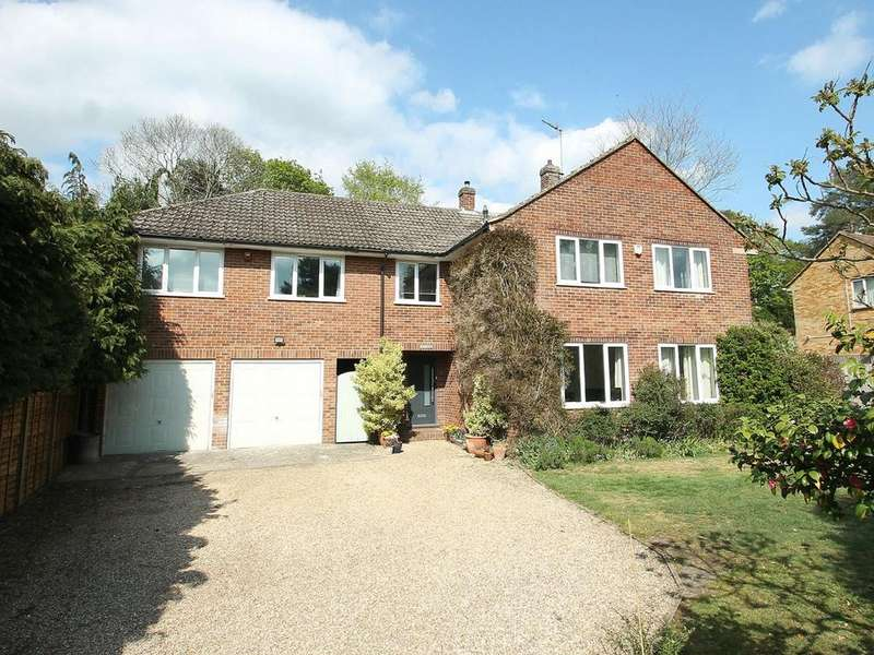 6 Bedrooms Detached House for sale in Kingsley Avenue, Camberley, GU15