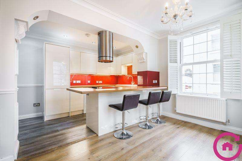 2 Bedrooms Terraced House for sale in Portland Place, Cheltenham