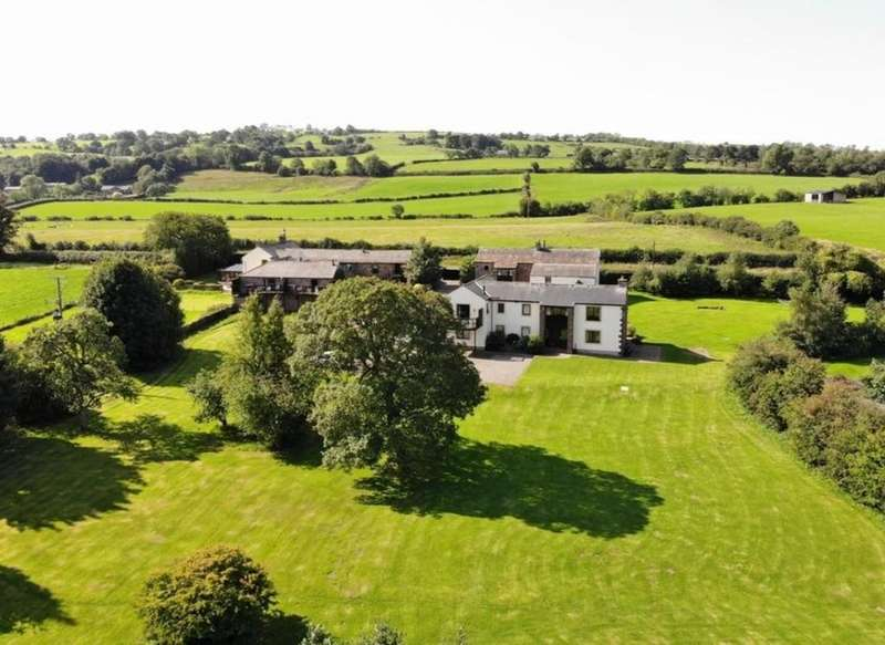 27 Bedrooms Farm House Character Property for sale in Monkhouse Hill, Sebergham, Near Caldbeck