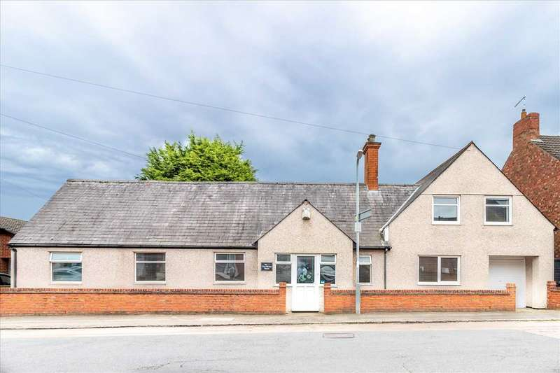 5 Bedrooms Detached House for sale in The Mission House, 1 Finedon Road, Burton Latimer