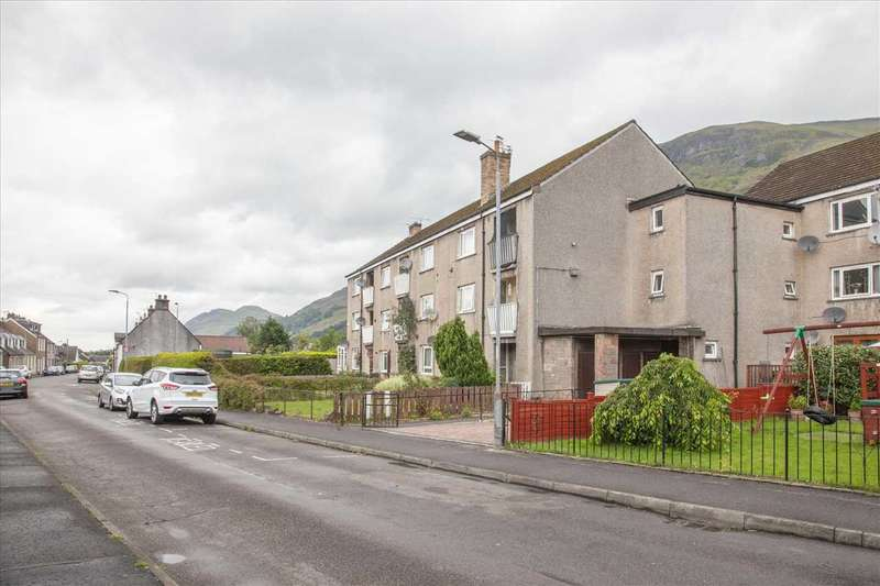 3 Bedrooms Apartment Flat for sale in The Wynd, Alva