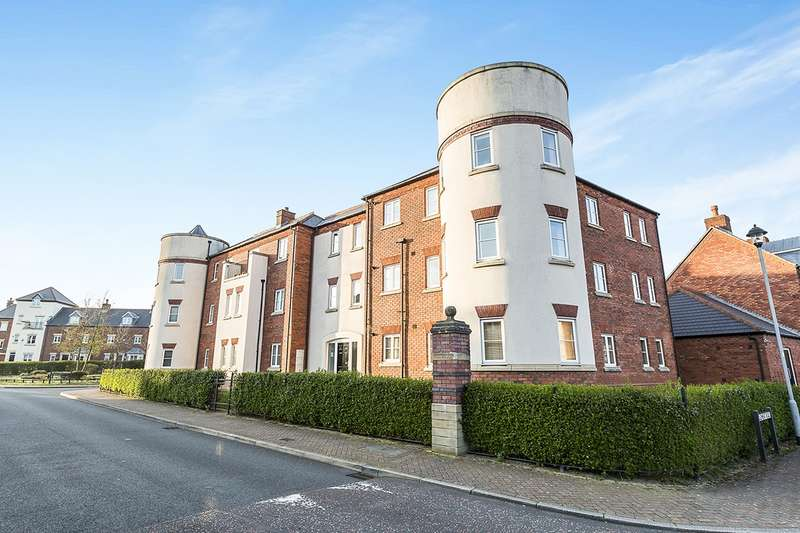 2 Bedrooms Apartment Flat for sale in Ladybank Avenue, Fulwood, Preston, PR2