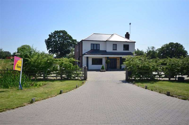 5 Bedrooms Property for sale in Main Road, Newland, Eastrington, DN14