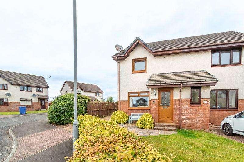 3 Bedrooms Semi-detached Villa House for sale in 30 Moor Park, Prestwick, KA9 2NJ