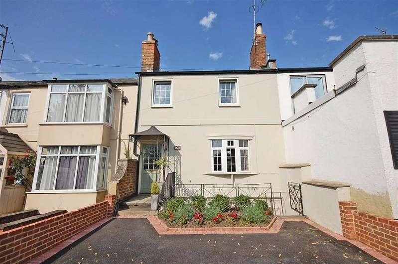 4 Bedrooms Terraced House for sale in London Road, Near Sandford Park, Cheltenham, GL52