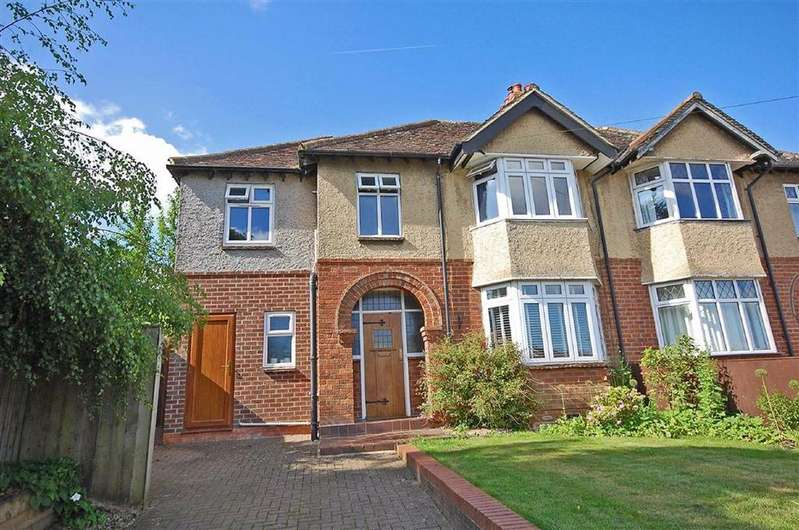 4 Bedrooms Semi Detached House for sale in East End Road, Charlton Kings, Cheltenham, GL53