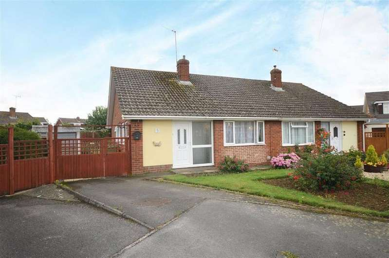 3 Bedrooms Bungalow for sale in Gardiners Close, Churchdown