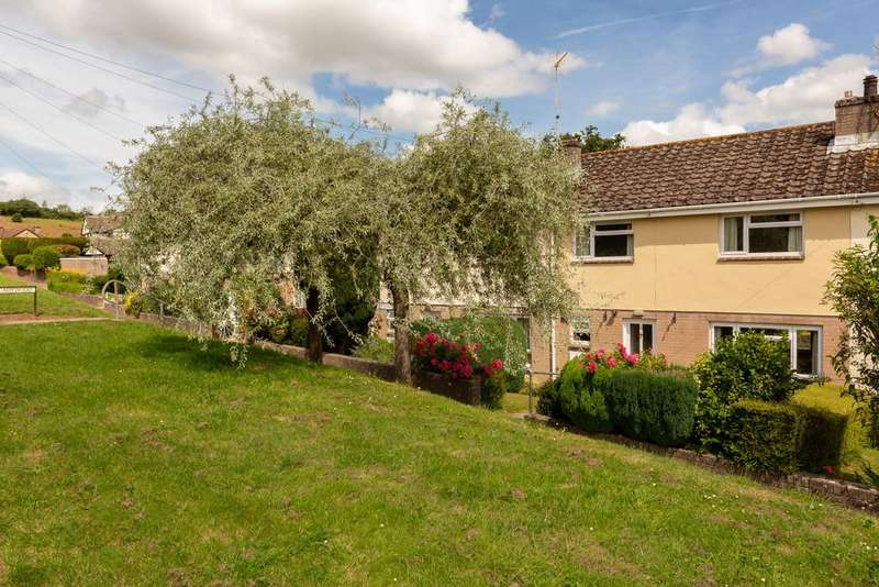 3 Bedrooms Terraced House for sale in Usk