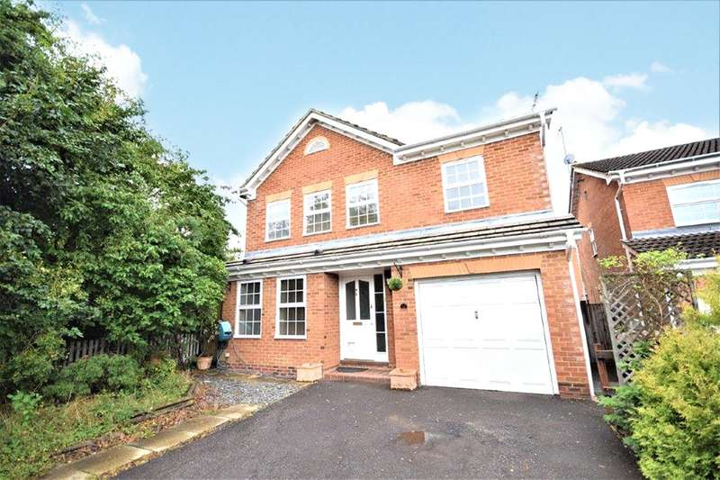 4 Bedrooms Detached House for rent in Essex Rise, Warfield, Bracknell, Berkshire, RG42