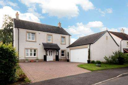 5 Bedrooms Detached House for sale in Donald Wynd, Largs