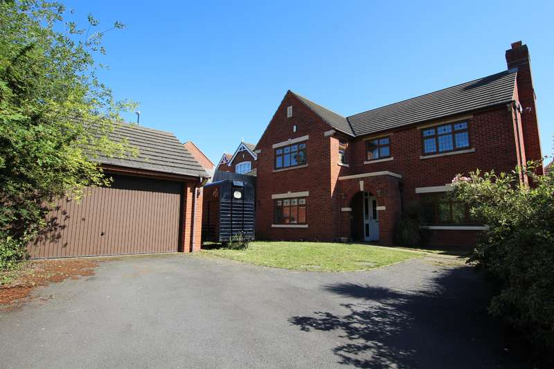 4 Bedrooms Detached House for sale in Field Maple Road, Streetly, Sutton Coldfield, B74 2AD
