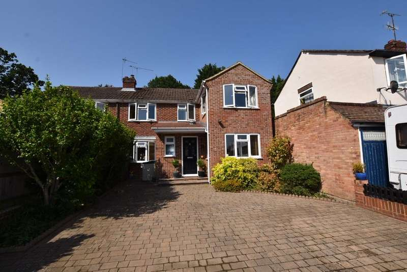 4 Bedrooms Semi Detached House for sale in WENTWORTH WAY, ASCOT SL5