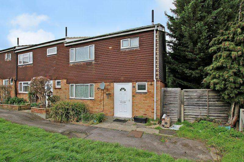 3 Bedrooms End Of Terrace House for rent in Kettlewell Court, Swanley