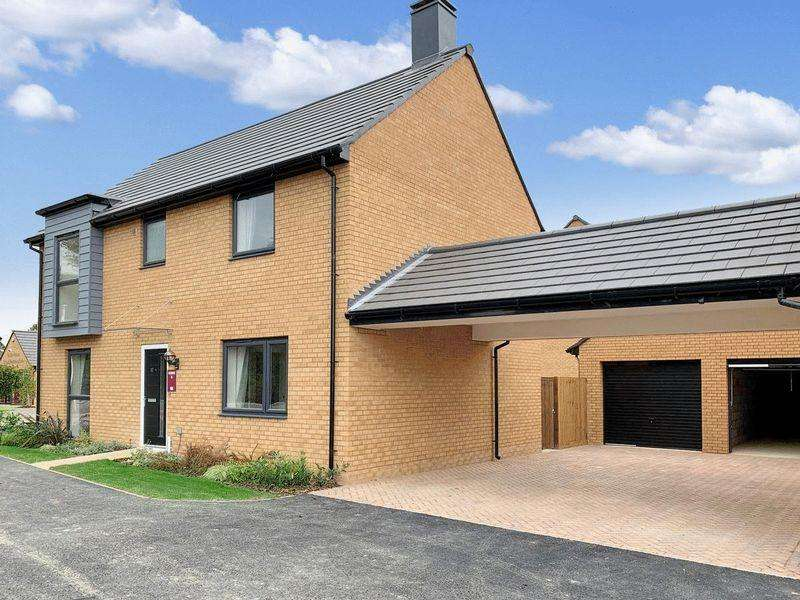 4 Bedrooms Detached House for sale in Thorn Road, Dunstable