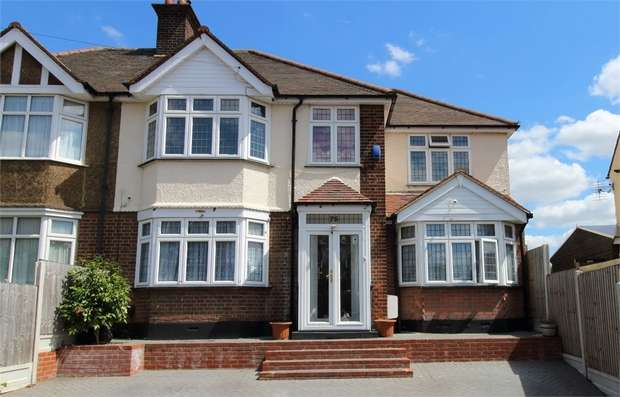 5 Bedrooms Detached House for sale in Rectory Road, Grays, Essex