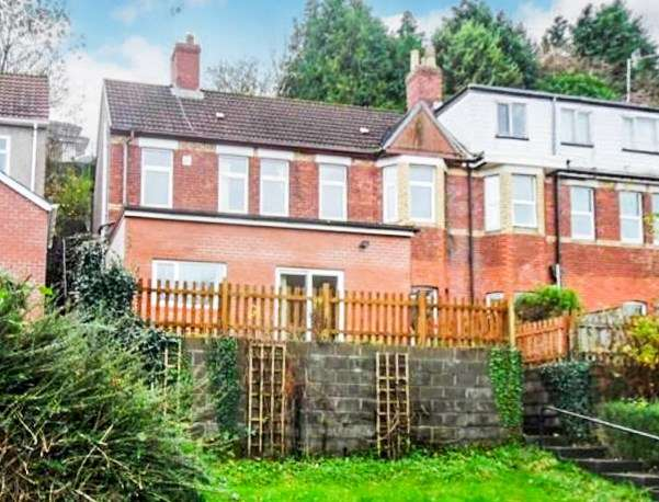 3 Bedrooms Semi Detached House for sale in Caerleon Road, Newport, NP19