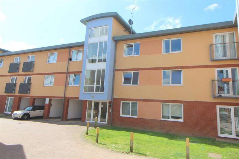 2 Bedrooms Apartment Flat for sale in The Stockyards, Gloucester