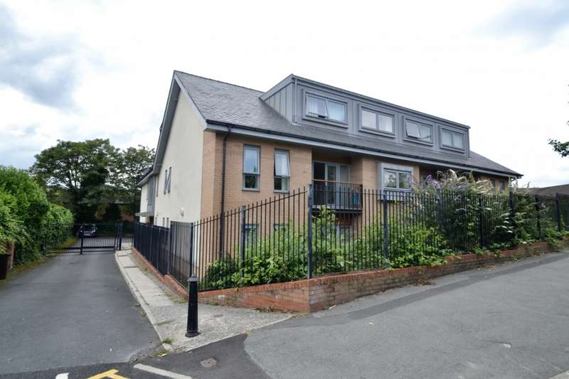 2 Bedrooms Apartment Flat for rent in Park Brow, 128 St. Werburghs Road, Chorlton, M21