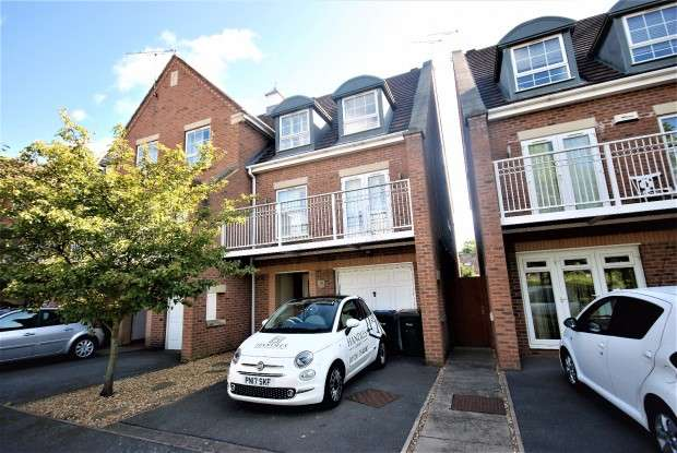 6 Bedrooms Terraced House for rent in Rodyard Way, Coventry, CV1