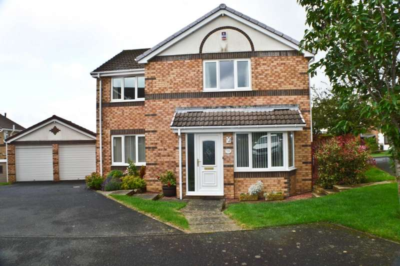 4 Bedrooms Detached House for sale in Ovington View, Prudhoe, NE42