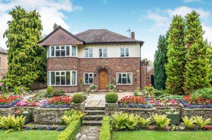 4 Bedrooms Detached House for sale in South Crescent, Ripon, North Yorkshire, .