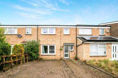 3 Bedrooms Terraced House for sale in Winston Crescent, Biggleswade, Bedfordshire