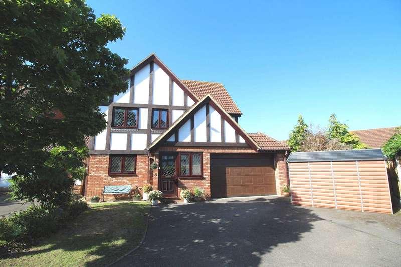 4 Bedrooms Detached House for sale in Doubleday Drive, Heybridge