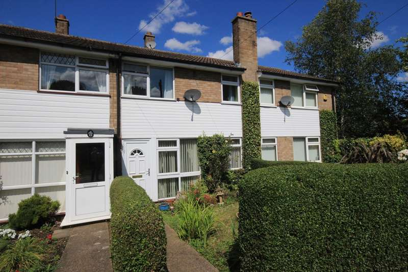 3 Bedrooms Terraced House for sale in Church Road, Pulloxhill, MK45