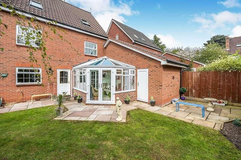 5 Bedrooms Detached House for sale in Fleming Drive Winwick Park, Winwick, Warrington, WA2