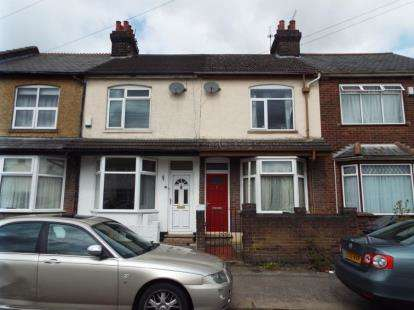 2 Bedrooms Terraced House for sale in Turners Road South, Luton
