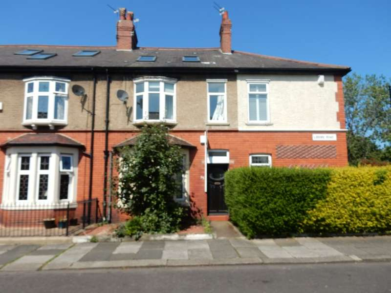 6 Bedrooms House Of Multiple Occupation for sale in 93 Lodore Road, Newcastle Upon Tyne, Tyne And Wear