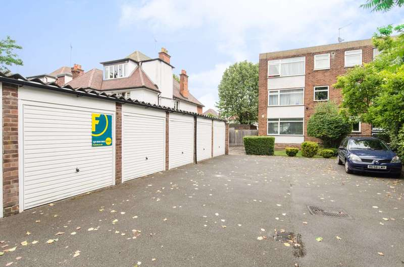 Garages Garage / Parking for sale in Teignmouth Road, Mapesbury Estate, NW2