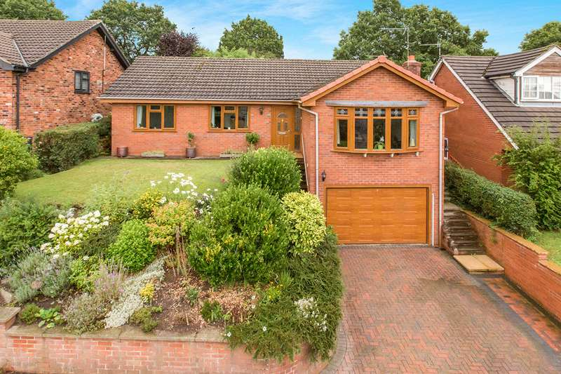 3 Bedrooms Detached Bungalow for sale in Harvey Road, Congleton, Cheshire, CW12