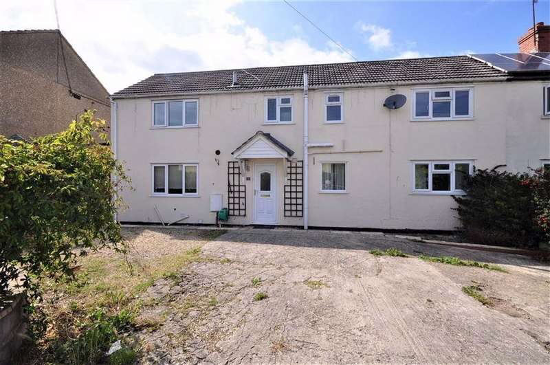 4 Bedrooms Semi Detached House for sale in Barnfield Road, Nailsworth