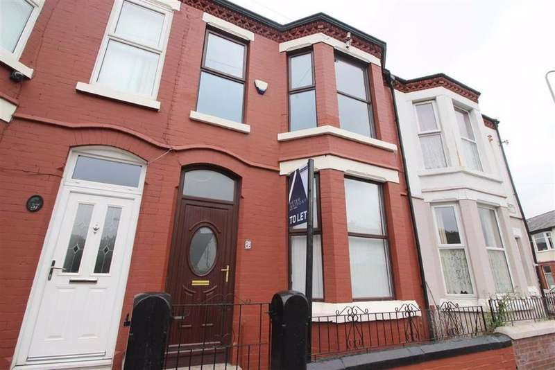 5 Bedrooms Terraced House for rent in Winstanley Road, Liverpool