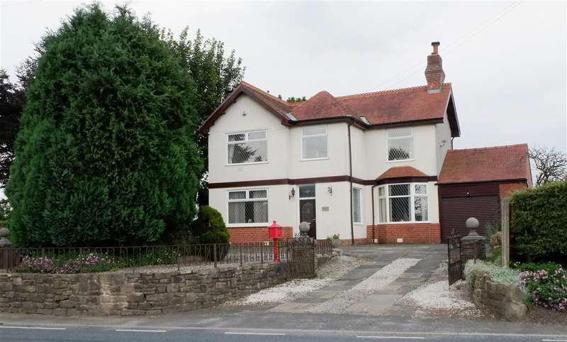 3 Bedrooms Detached House for sale in Berne House, Horwich