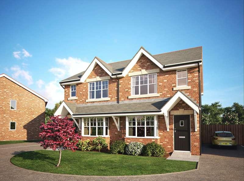 3 Bedrooms Semi Detached House for sale in Thorne Meadows Copp Lane, Great Eccleston, Preston, PR3
