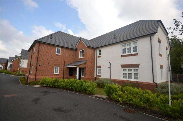 1 Bedroom Apartment Flat for sale in Heathermount, Broadheath, Altrincham