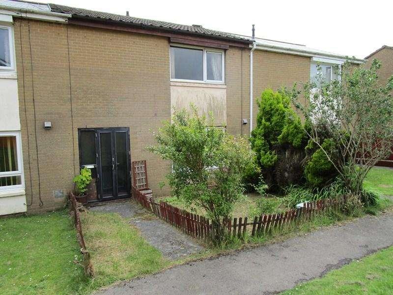 2 Bedrooms Terraced House for sale in Bryn Coch, Beaufort, Ebbw Vale