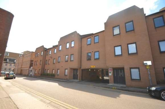 2 Bedrooms Apartment Flat for sale in Central Court, Peterborough