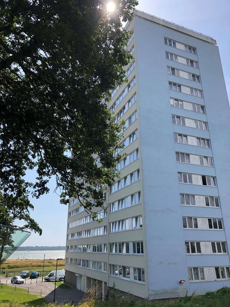 2 Bedrooms Apartment Flat for rent in Rotterdam Towers, Southampton, SO19