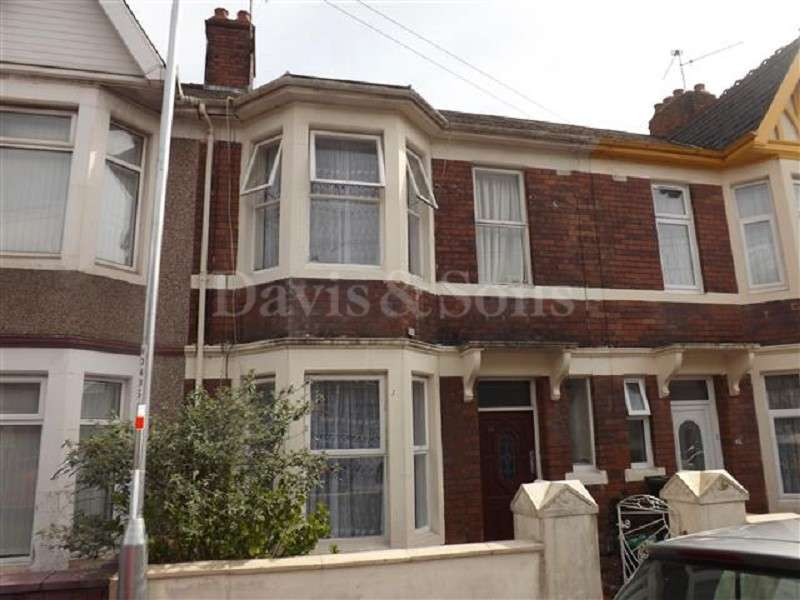 3 Bedrooms Terraced House for sale in Eton Road, Off Corporation Road, Newport. NP19 0BL