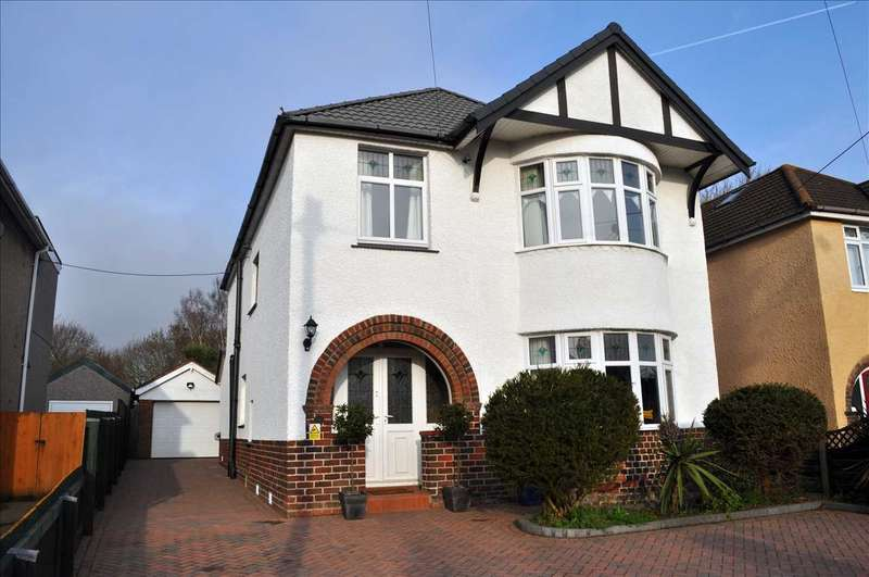 5 Bedrooms Detached House for sale in Church Road, Caldicot