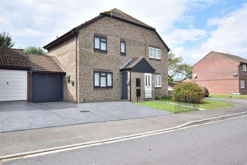 2 Bedrooms Semi Detached House for sale in Drayton Way, Abbeydale, Gloucester