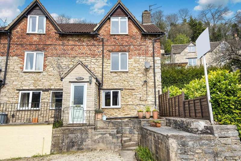 3 Bedrooms Semi Detached House for sale in Lower Newmarket Road, Nailsworth, Stroud, GL6