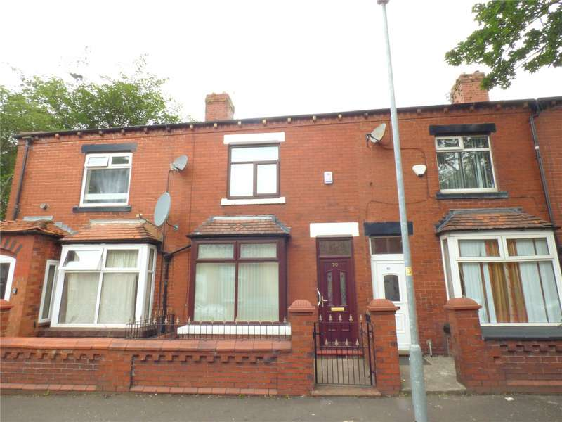 2 Bedrooms Terraced House for sale in Gordon Avenue, Clarksfield, Oldham, Greater Manchester, OL4