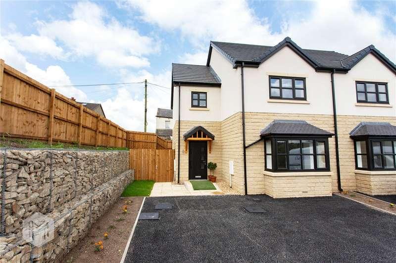 3 Bedrooms House for sale in Brear Vale, Oswaldwistle, BB5