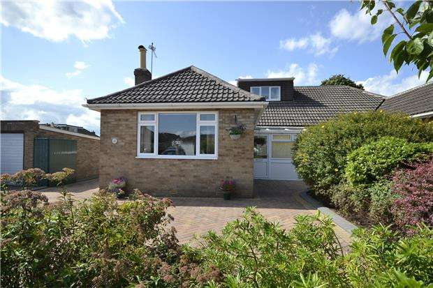 3 Bedrooms Semi Detached House for sale in Ellenborough Road, Bishops Cleeve, GL52