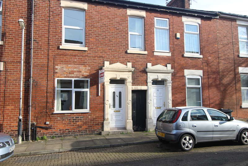 3 Bedrooms Terraced House for sale in Wildman Street, Preston