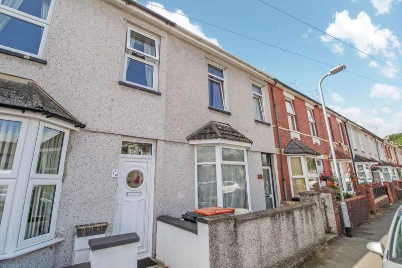 3 Bedrooms Terraced House for sale in Goodrich Crescent, Newport, NP20